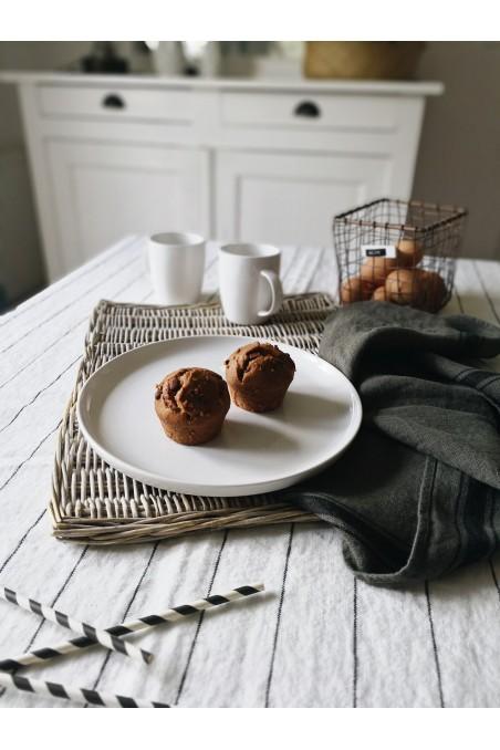 Nappe Calvi - Harmony textile - nappe lin - wkhdecoshop