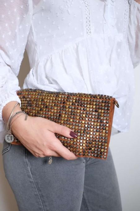 sac à main cuir - sac cuir italie - sac camel - wkhdeco