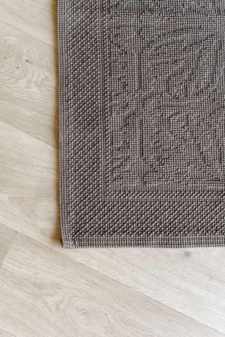 Tapis de bain harmony hamman granit - tapis de bain pas chère - tapis de douche - wkhdeco