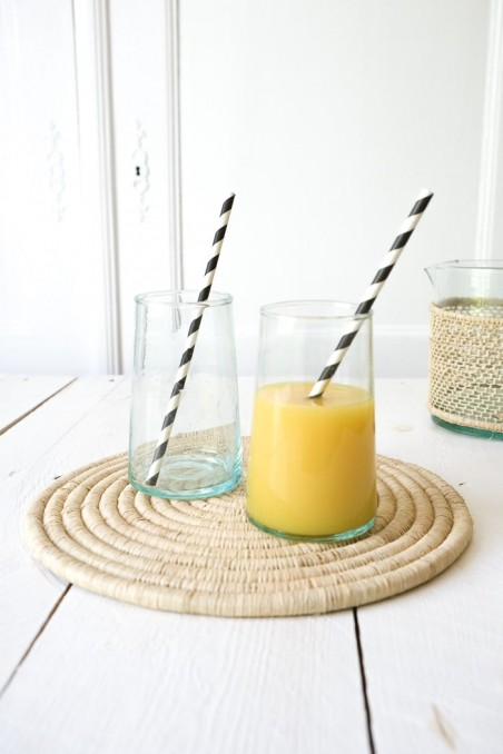 Verre beldi far - vrai verre beldi - authentique verre beldi - vaisselle beldi maroc - wkhdeco