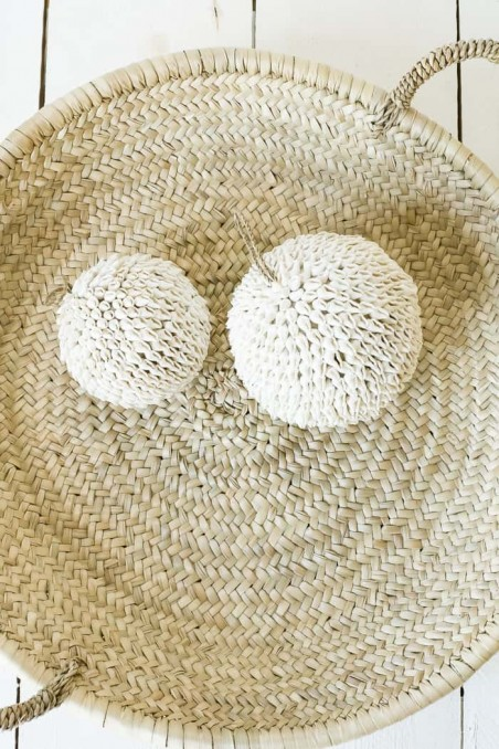 Boule de coquillages - boule coquillages - déco de bali - bazar bizar - wkhdeco