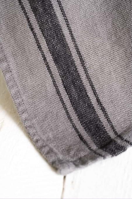 Torchon olbia granit lin wkhdeco 103