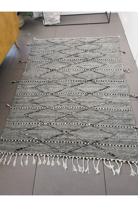 Tapis zanafi - tapis berbere - tapis laine - tapis marocain - wkhdeco