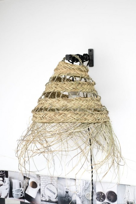 patère crochet potence acier noir gris anthracite - wkhdeco