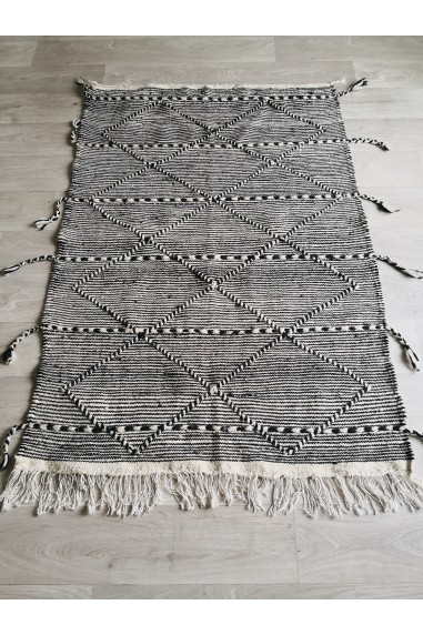 tapis zanafi - tapis laine - tapis berbere - tapis marocain - wkhdeco